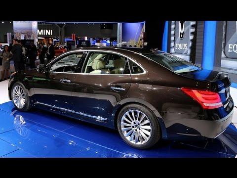 Best Cars Ever 2017 Hyundai Equus In Depth Review