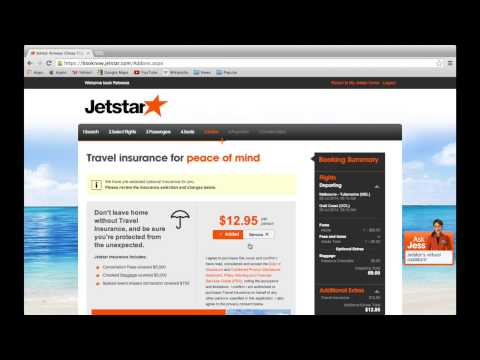 Booking a Jetstar Domestic flight during peak sales - do it yourself step by step guide