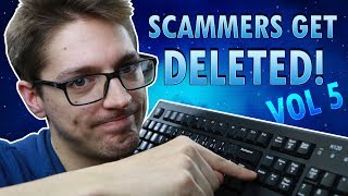 Hunting and Banning Scammers | VOL 5 | Pixel Worlds
