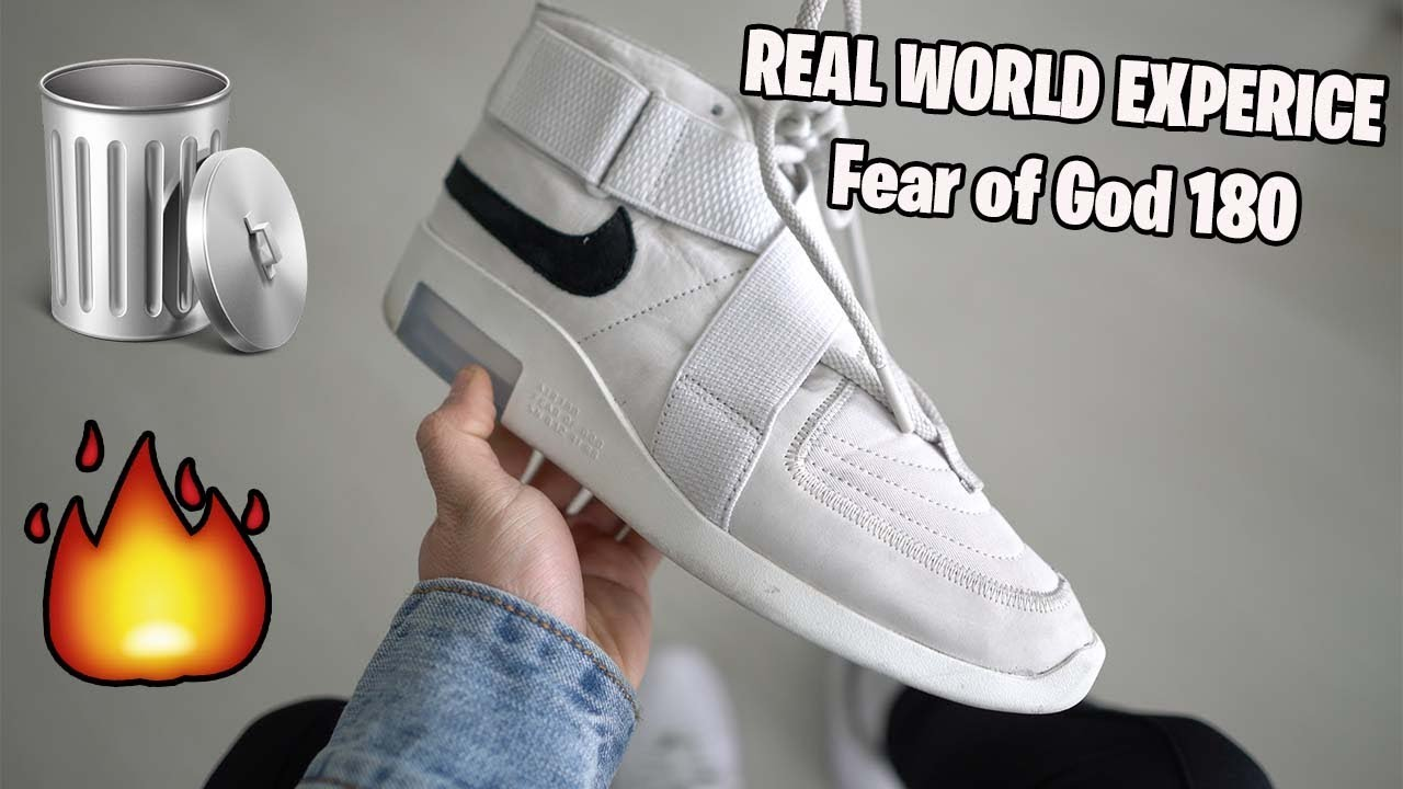 e7271d11 Nike Fear of God Raid 180 : Are they for you? - YouTube