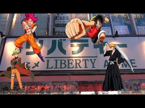 Liberty Anime - AWESOME FIGURE SHOP IN AKIHABARA!