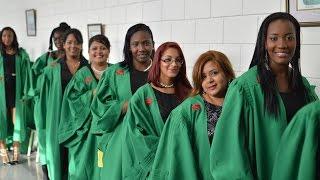 The University of Trinidad and Tobago Graduation 2014 - Day 1
