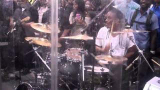 """Rain On Us"" ~ John P. Kee AIM CONVENTION 2010"