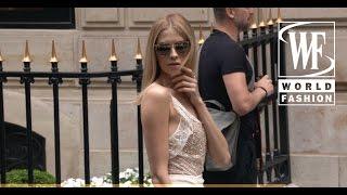 Celebrity Style - Lena Perminova