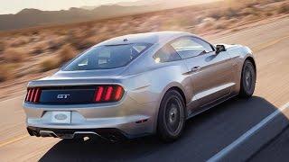 видео 2015 Ford Mustang GT фото, цена, характеристики, Форд 2015