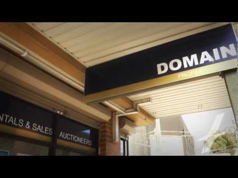 Nominee: Domain Property Agents - Vote For Us - Business Information Video