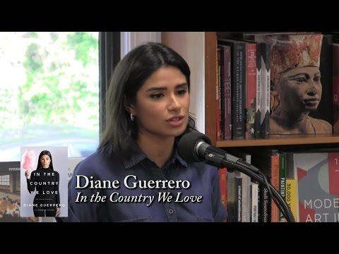 "Diane Guerrero, ""In the Country We Love"""