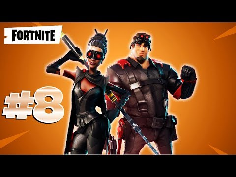 FORTNITE PvE GAMEPLAY : Blockbuster #8 ~ Look Out!
