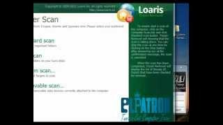 TnSat Installer et activer Loaris Trojan Remover v1 3 6 1
