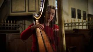Louis Couperin : Tombeau de Mr de Blancrocher - Clara Izambert-Jarry / harpe, harp