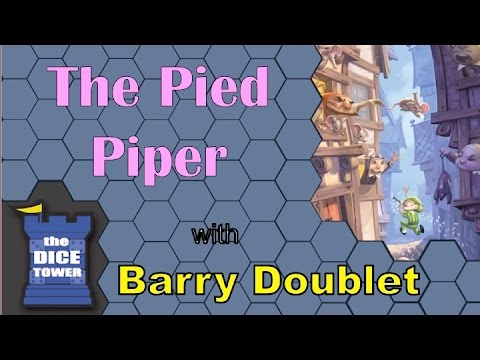The Pied Piper Review - with Barry Doublet