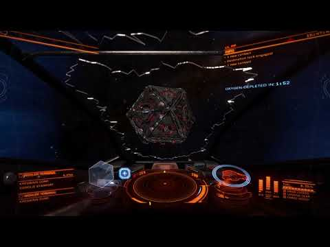 Elite Dangerous - Canopy Breaches are Terrifying |