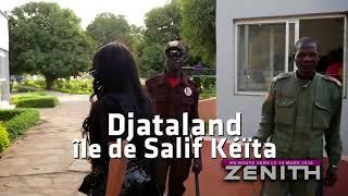 Viviane Chidid - En route vers Zenith avec Salif Keita
