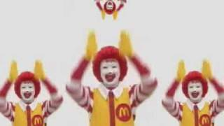 Repeat youtube video Ronald McDonald insanity