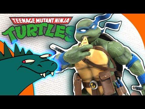 TMNT Leonardo Dream EX Ninja Turtles Review