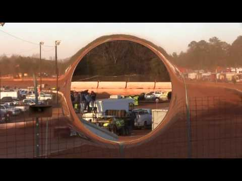 Thunder Series Main @ Cherokee Speedway March 4th 2017