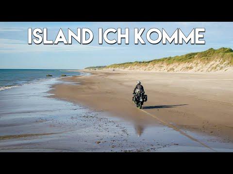 Iceland by motorcycle Part 1 (Hirtshals, Tornby, Norröna, Smyril Line, Faroe Islands, Seyðisfjörður)