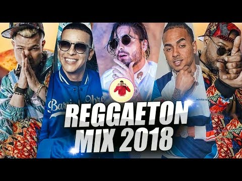 Reggaeton Mix 2018 Vol.1 // Mezcla Urbana 2018 // DJ Santiago
