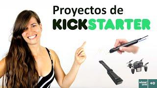 ¡Mejores Proyectos Kickstarter en nuestras manos! (en Sonar+D)