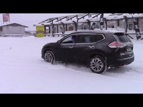 Nissan X-Trail с пробегом 3.500 км