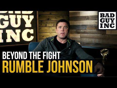 Should Rumble fight Jon Jones or Francis Ngannou?