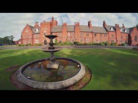 Ratcliffe College Aerial Tour (Satellite)