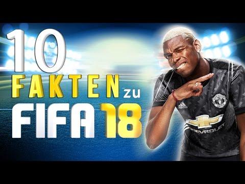 FIFA 18 ● 10 FAKTEN DIE DU WISSEN SOLLTEST