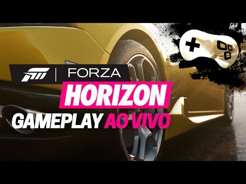 Aquecimento Forza Horizon 3 - Gameplay ao vivo: Forza Horizon 1