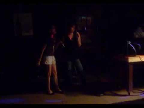 Shadia and I Karaoke
