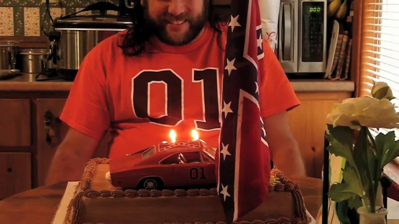 Dukes Of Hazzard Birthday Youtube