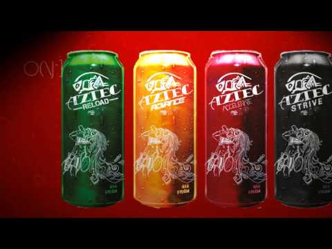 Aztec Energy Drink Commercial