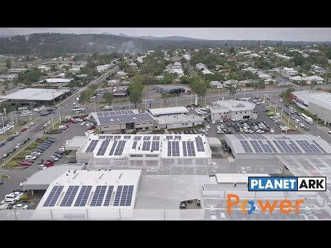 Planet Ark and Llewellyn Motors Solar Launch