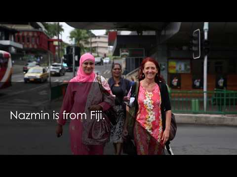 Nazmin - Mother of Pearl  - ACIAR Fiji