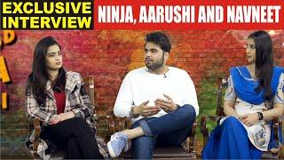 Exclusive Interview | Ninja | Aarushi Sharma | Navneet Kaur Dhillon | High End Yaariyan | JagBani TV