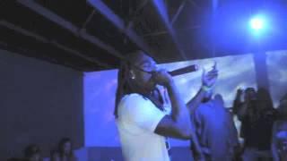 Burga (IceBerg Tony) Concert in NSB, FL