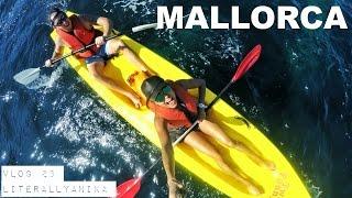 TRAVEL VLOG 23 - MALLORCA MALLORCA WITH ROYAL CARIBBEAN