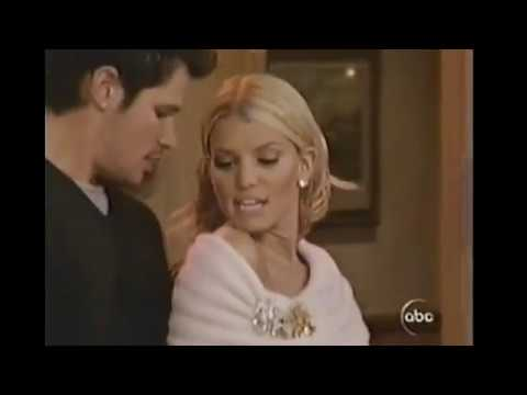 Jessica Simpson & Nick Lachey - Baby it's cold outside