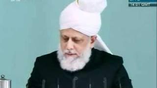 khutbah juma - friday semon - sermon du venderdi - 18-11-2011_clip11.mp4