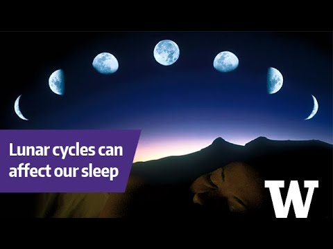 How phases of the moon can affect your sleep