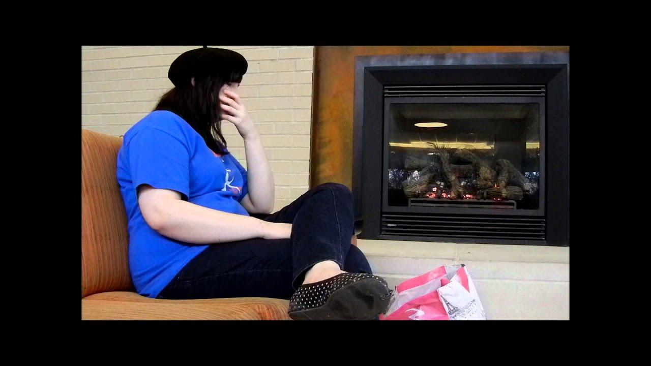 un gars une fille parody au cafe youtube. Black Bedroom Furniture Sets. Home Design Ideas