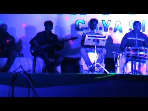 Christmas song# aaj Rati kaisa Suhana, singer #Monika Mundu