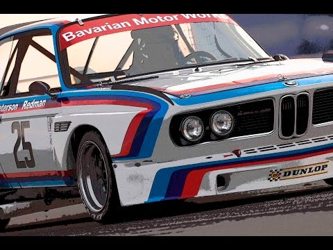 GO LIKE SCHNELL: The Story of BMW Motorsport in the USA. Green Flag 1975.