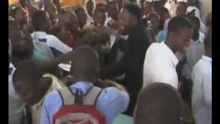 Dr Ernest Simo - Highlight 07 - University of Douala - Cameroon April 2010