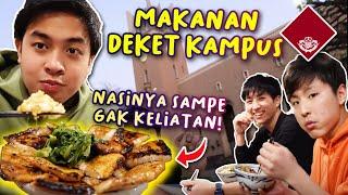 Download lagu SETELAH 3 TAHUN KULIAH, AKHIRNYA NYOBAIN MAKANAN TERKENAL DEKET KAMPUS!