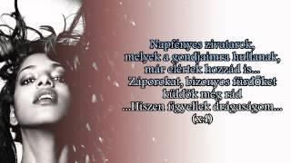 M.I.A. Sunshowers (Magyarul, Hungarian Lyrics On Srceen)