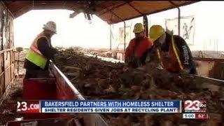 jobs for the homeless