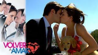 Para volver a amar - Capítulo 63: Jorge sorprende a Denisse | Tlnovelas