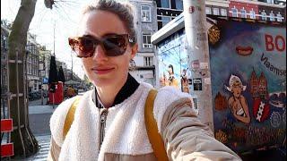 Zo heb ik ineens heel veel tijd + borstonderzoek | Sanny zoekt Geluk Vlog