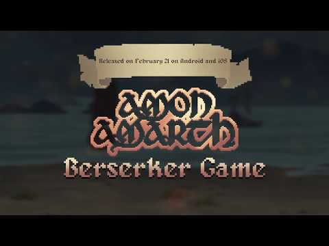 Amon Amarth - Berserker Game (trailer)