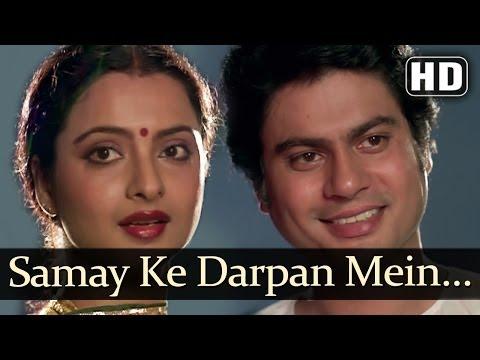 Samay Ke Darpan Mein (HD) - Jeevan Dhara Songs - Raj Babbar - Rekha - Suresh Wadkar - Asha Bhosle